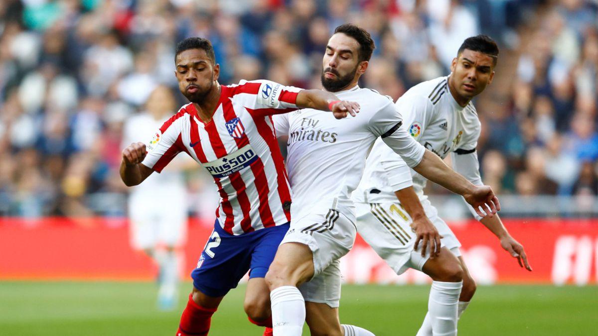 Pronostico apuesta Real Madrid Atletico de Madrid