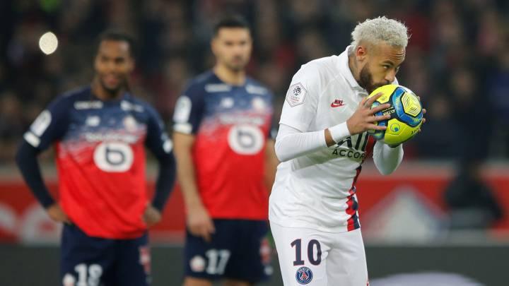 pronostico a puesta Lille PSG