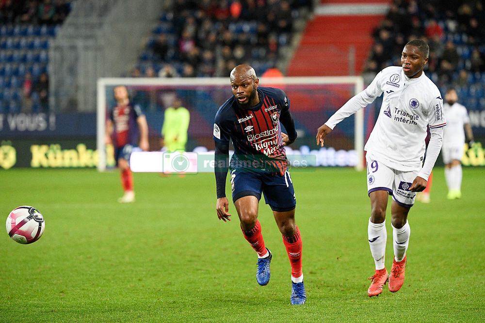 Pronóstico Caen vs Toulouse