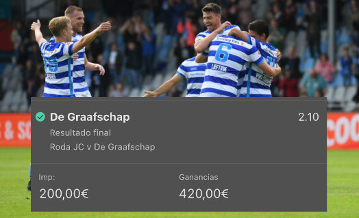 Pronostico Roda vs Graafschap