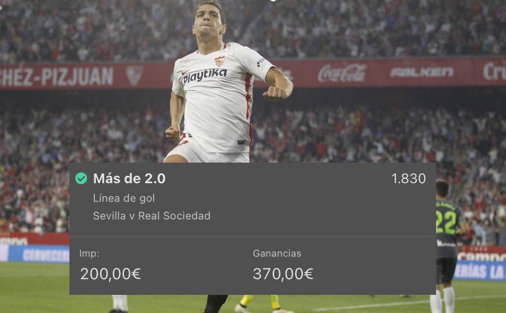 Sevilla vs Real Sociedad Pronósticog