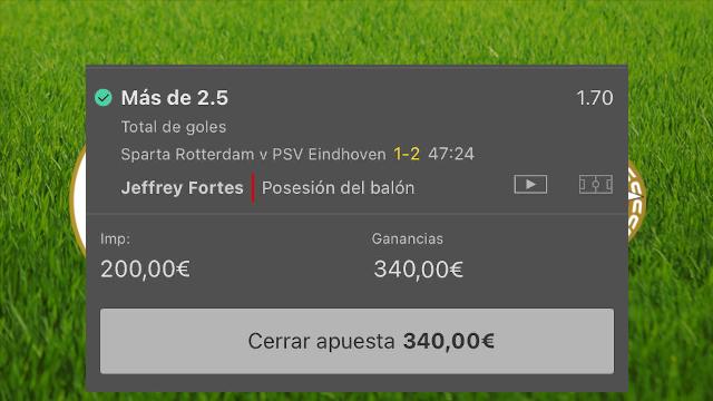 Sparta Rotterdam vs PSV Pronostico