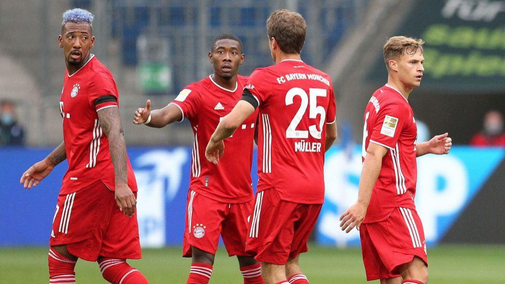 pronostico Bayern Múnich vs Hoffenheim