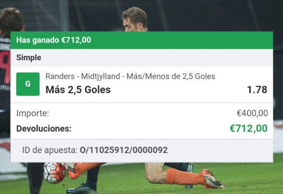 Pronóstico Randers vs Midtjylland