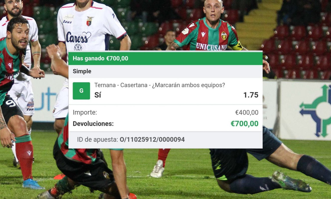 Pronóstico Ternana vs Casertana