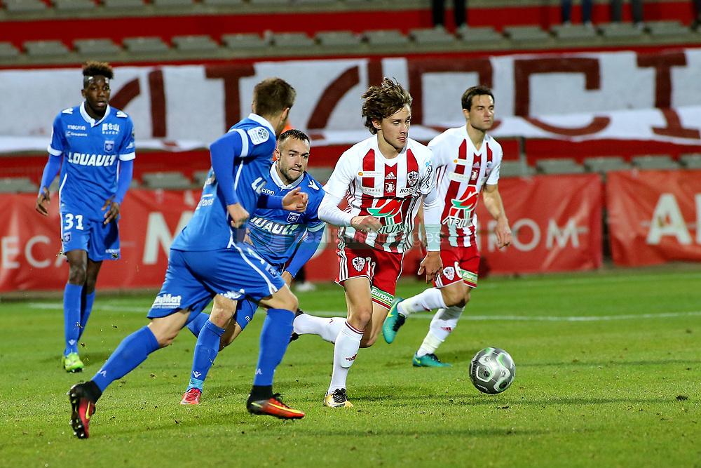 Pronóstico AC Ajaccio vs Auxerre