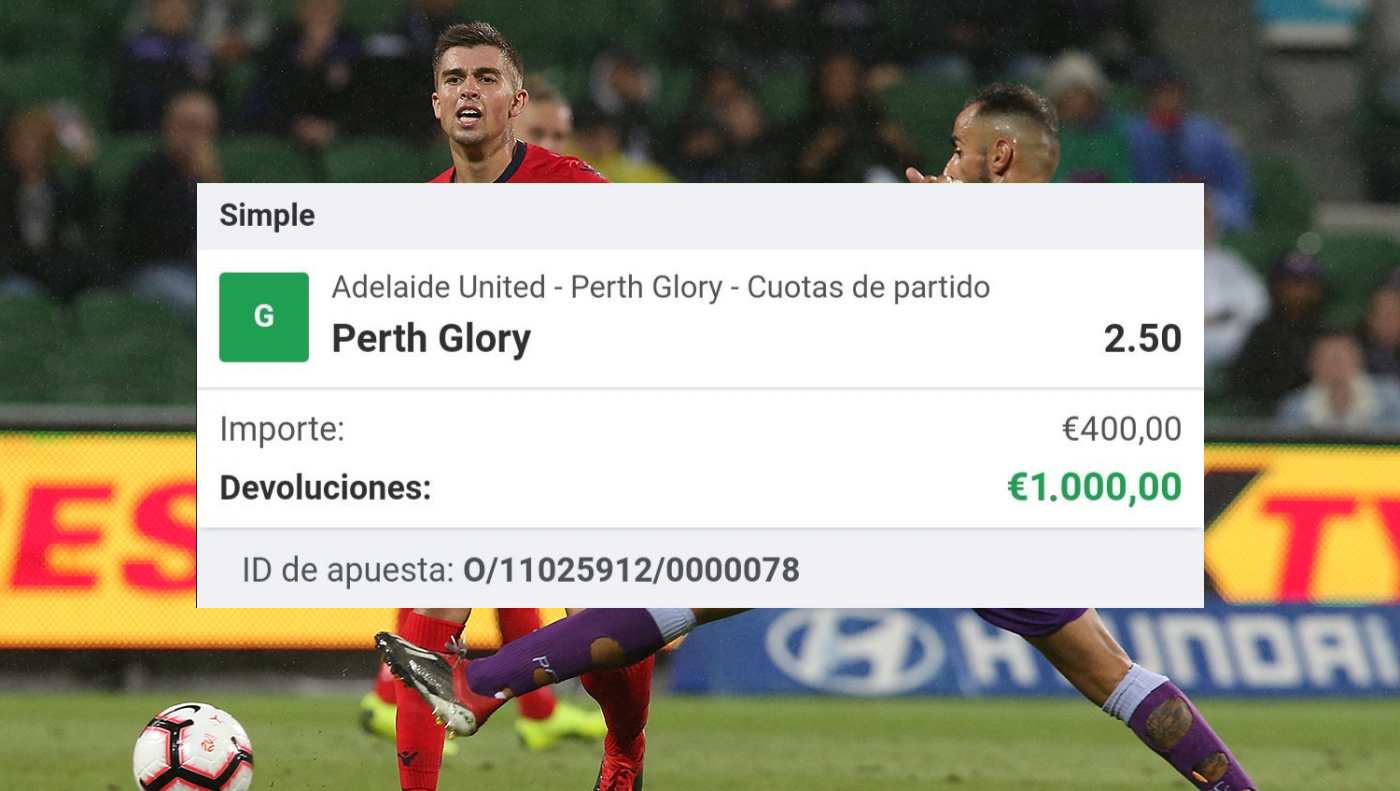 pronostico Adelaide United vs Perth Glory