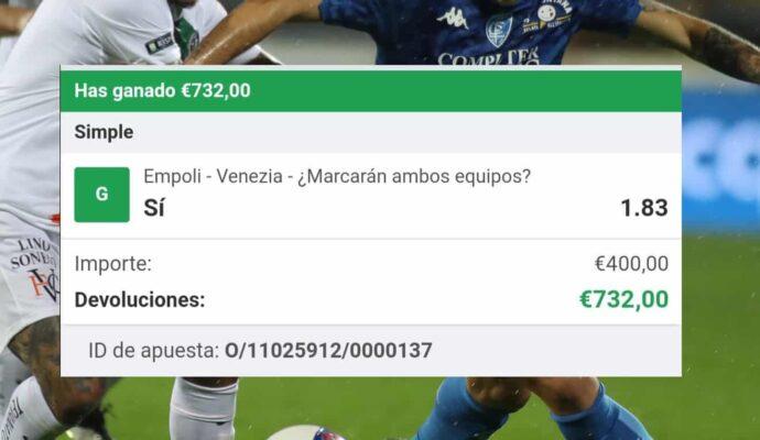 Empoli vs Venezia - Serie BKT 2019/2020
