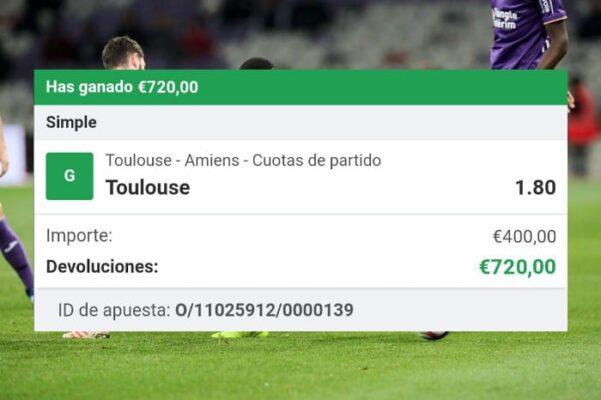 pronostico Toulouse vs Amiens