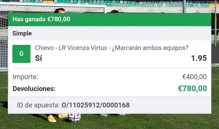 PRONOSTICO Chievo vs L.R. Vicenza Virtus