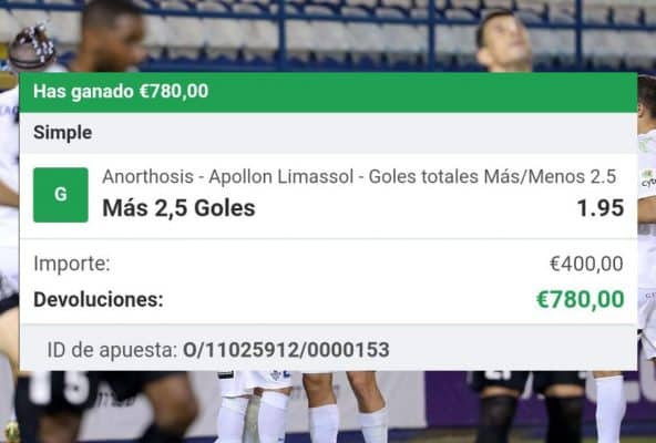 pronostico Anorthosis vs Apollon Limassol