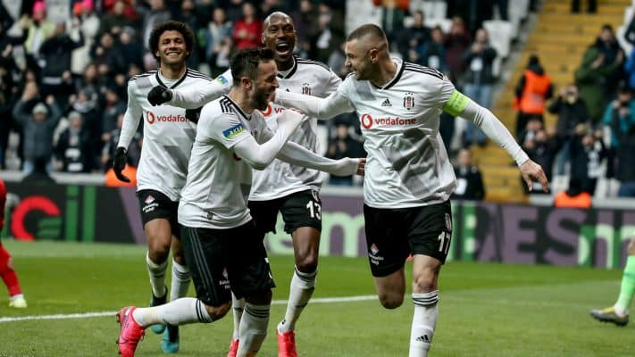 pronóstico Besiktas vs Gaziantep FK