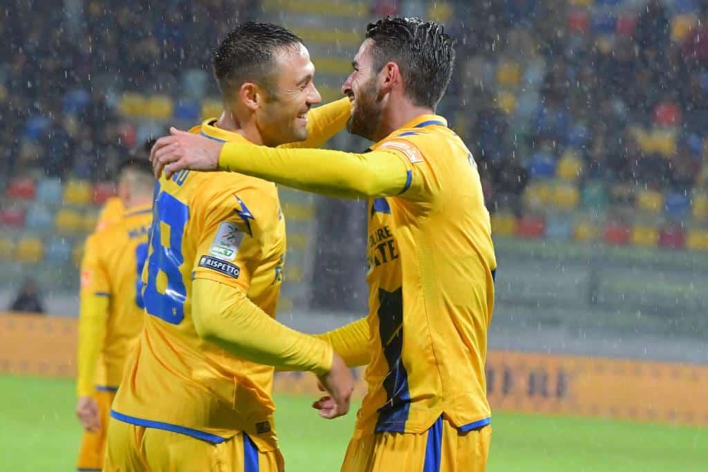 pronostico Chievo vs Frosinone