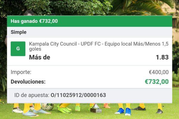 pronostico Kampala City vs Council UPDF FC