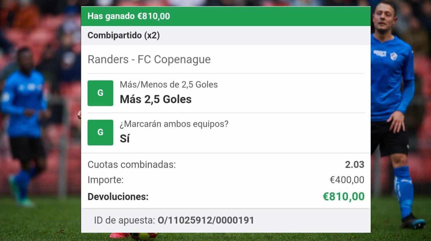 pronostico Randers vs FC Copenhague