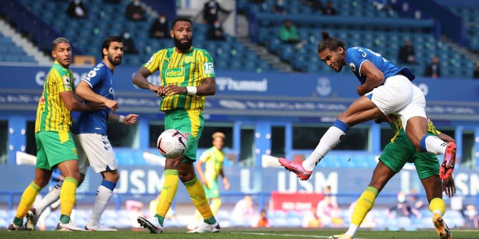 pronsotico West Bromwich contra Everton