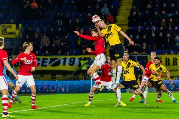 pronóstico Jong AZ vs Breda