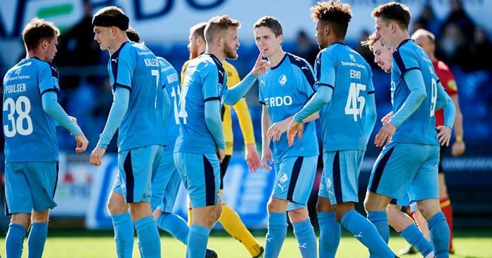pronostico AGF Aarhus vs Randers