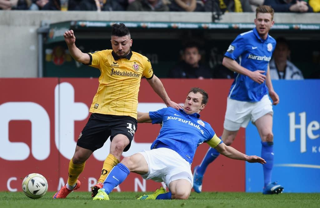 pronostico Dynamo Dresden vs Hansa Rostock