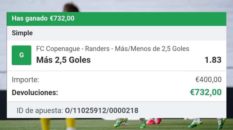 pronostico FC Copenague Randers