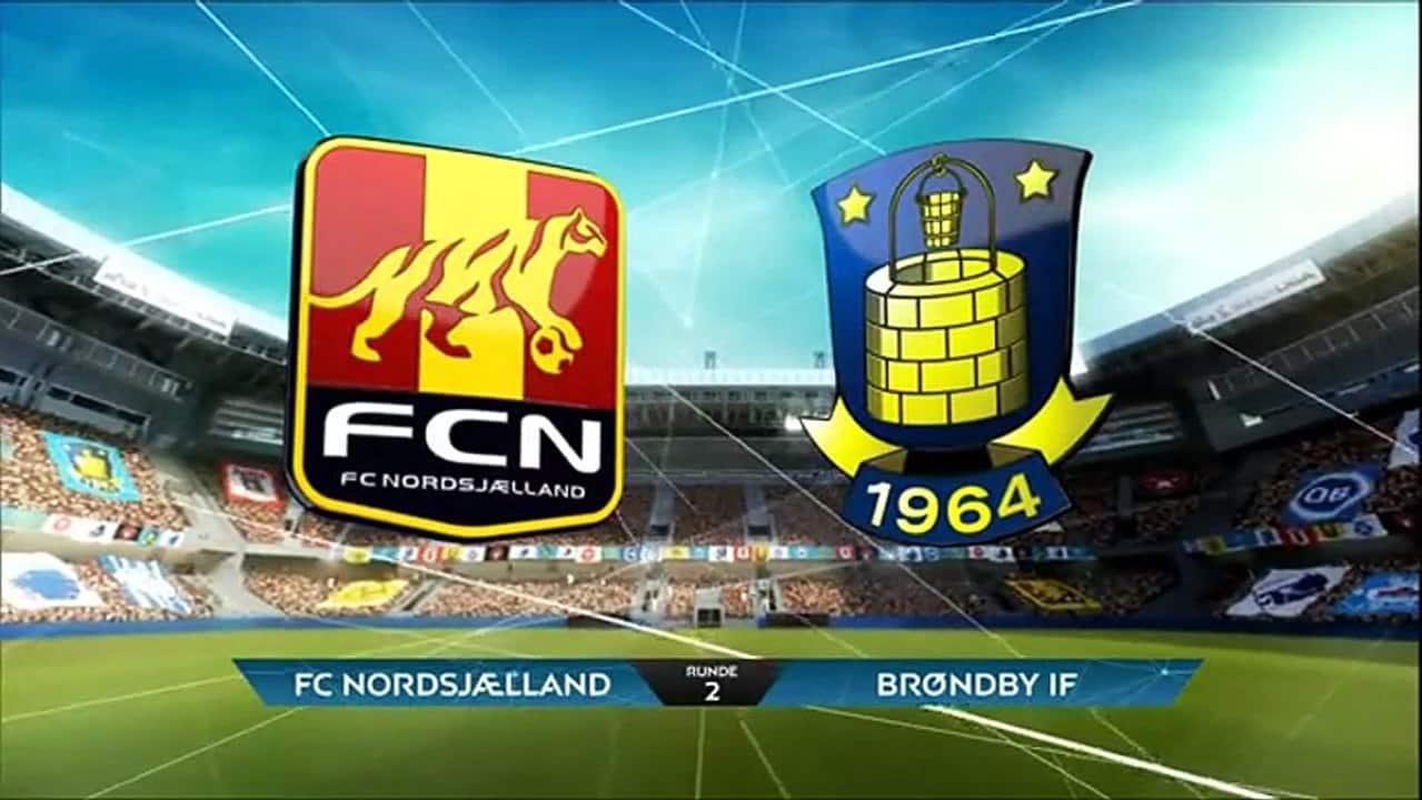 pronostico FC Nordsjaelland - Brondby