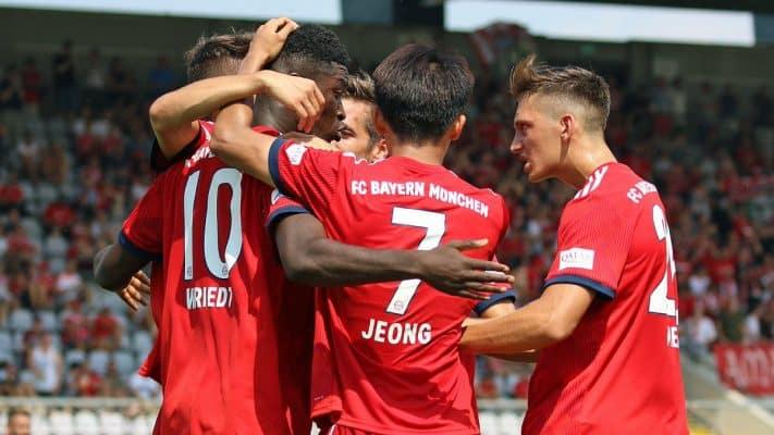 pronostico Augsburg II - SV Schalding-Heining