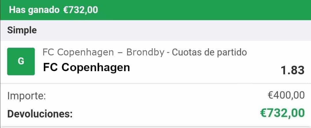 pronostico Copenhagen – Brondby