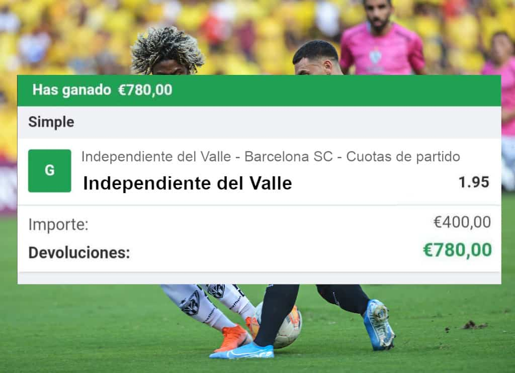 pronostico Independiente del valle vs Barcelona SC