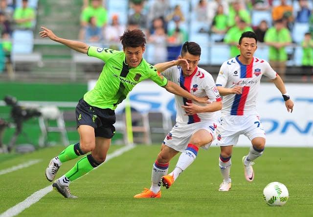 pronostico Suwon FC vs Jeonbuk Motors