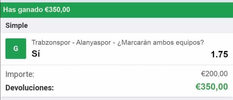 pronosticoTrabzonspor -Alanyaspor
